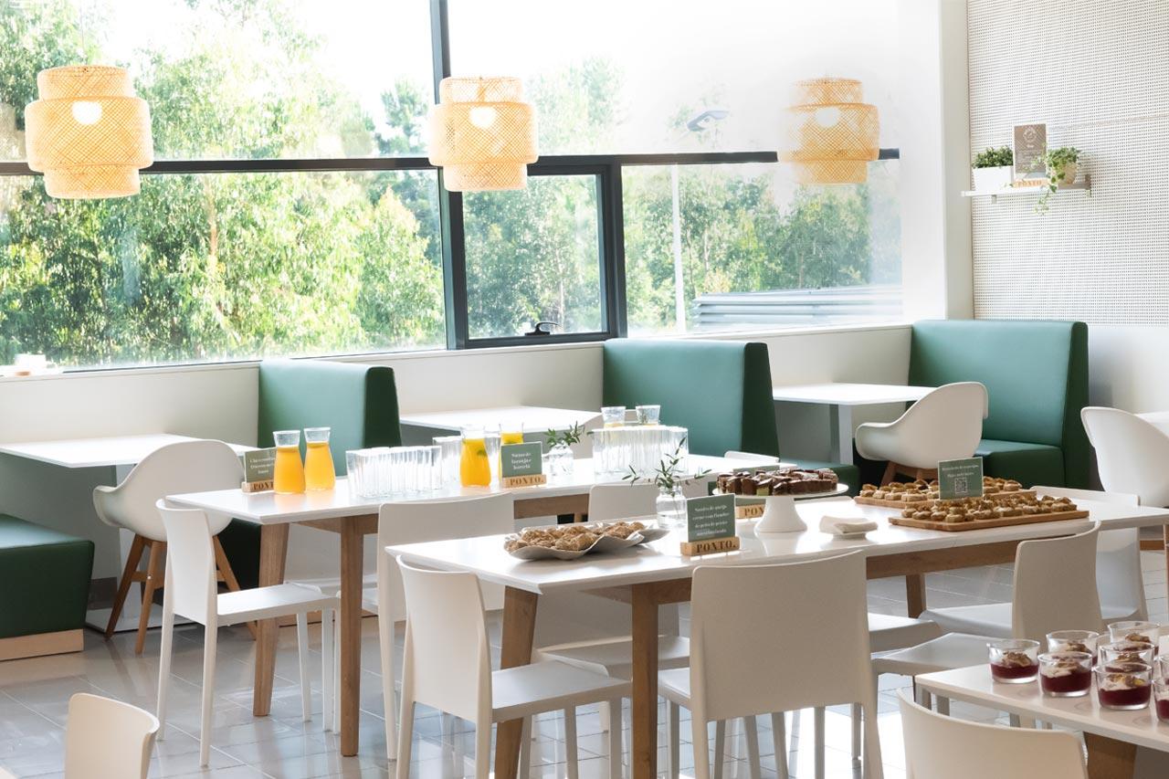 Trivalor apresenta o primeiro restaurante Ponto