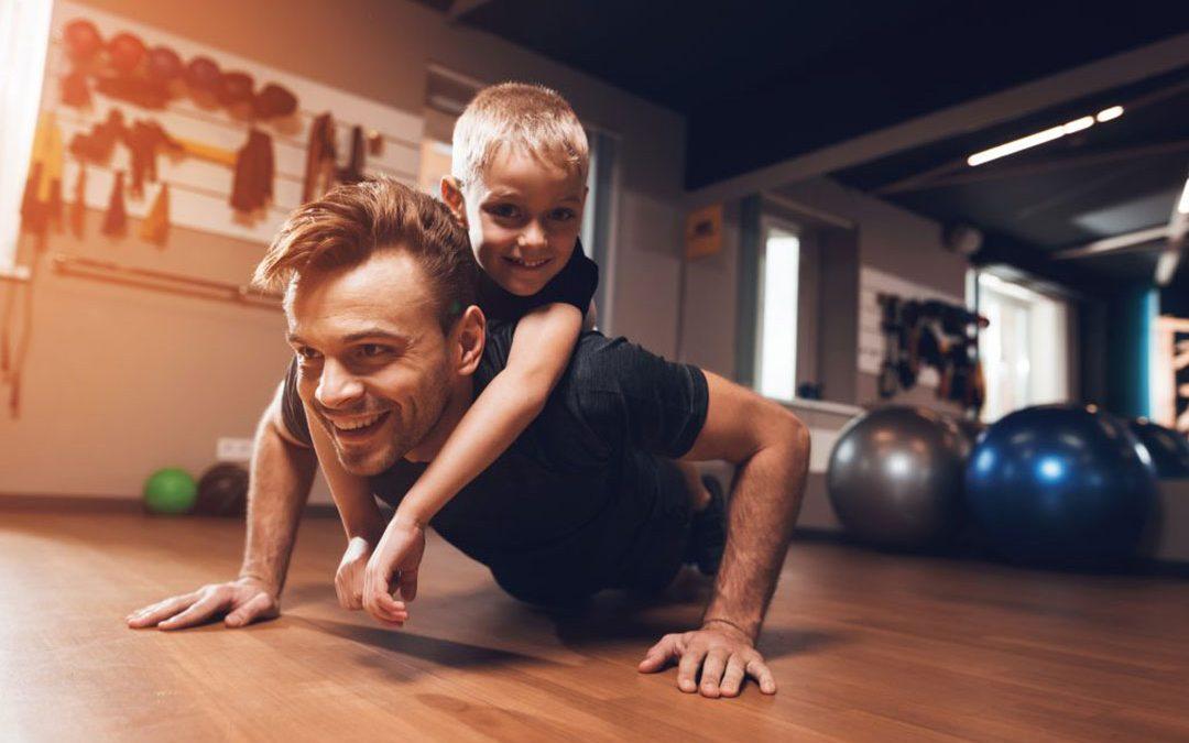 Como festejar um dia do pai diferente fechados em casa?