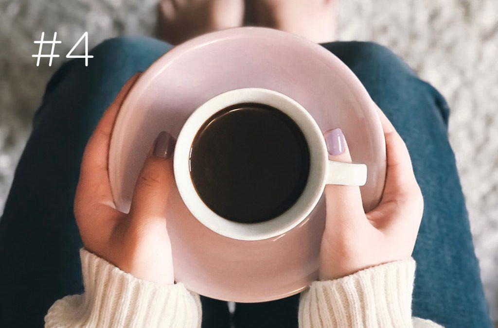 Cafezinho? Sim por favor.