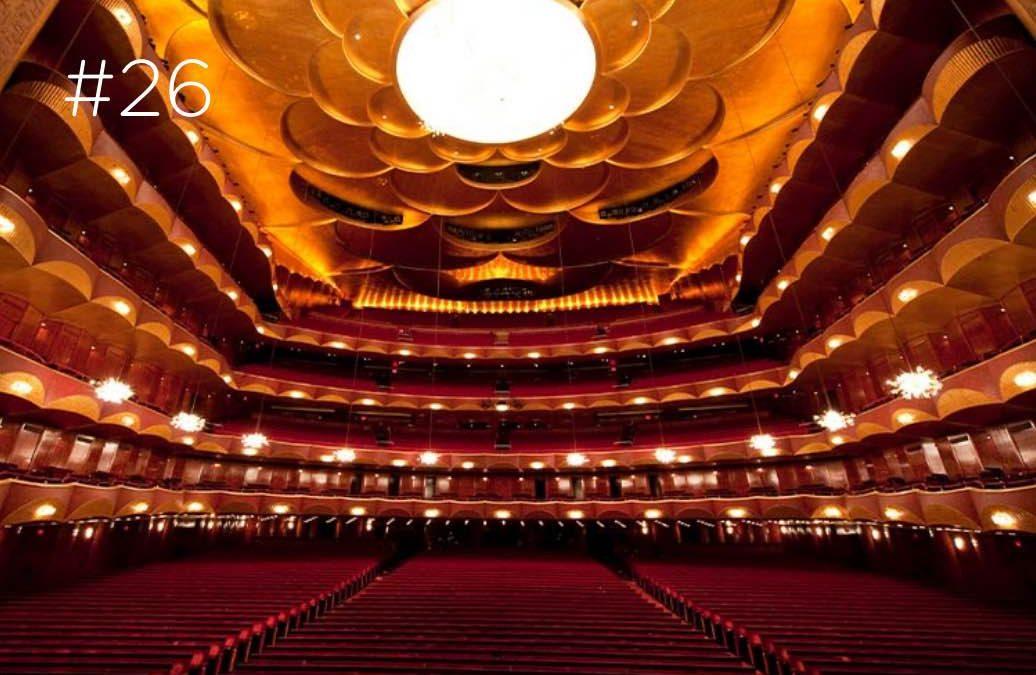 Uma noite na ópera!
